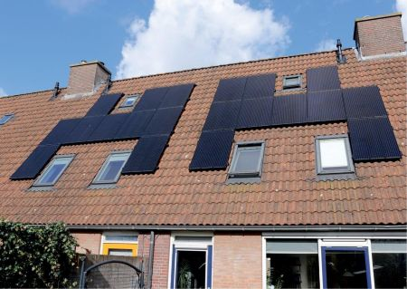 Zonnepanelen UWOON LR 2